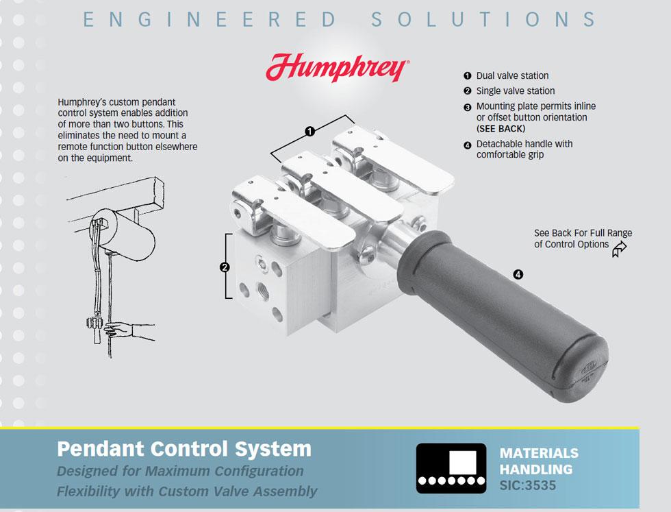 Humphrey Pneumatic 4 Way Solenoid Diagram Electrical Work Wiring